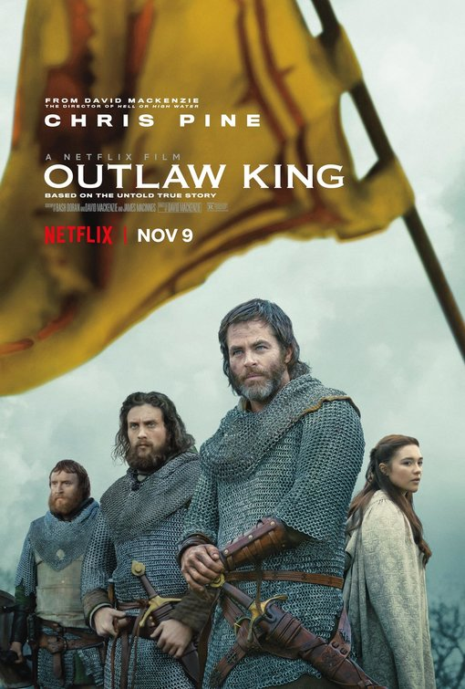 3SMReviews: Outlaw King