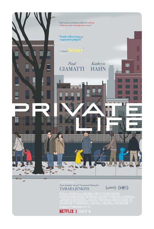 3SMR: Private Life