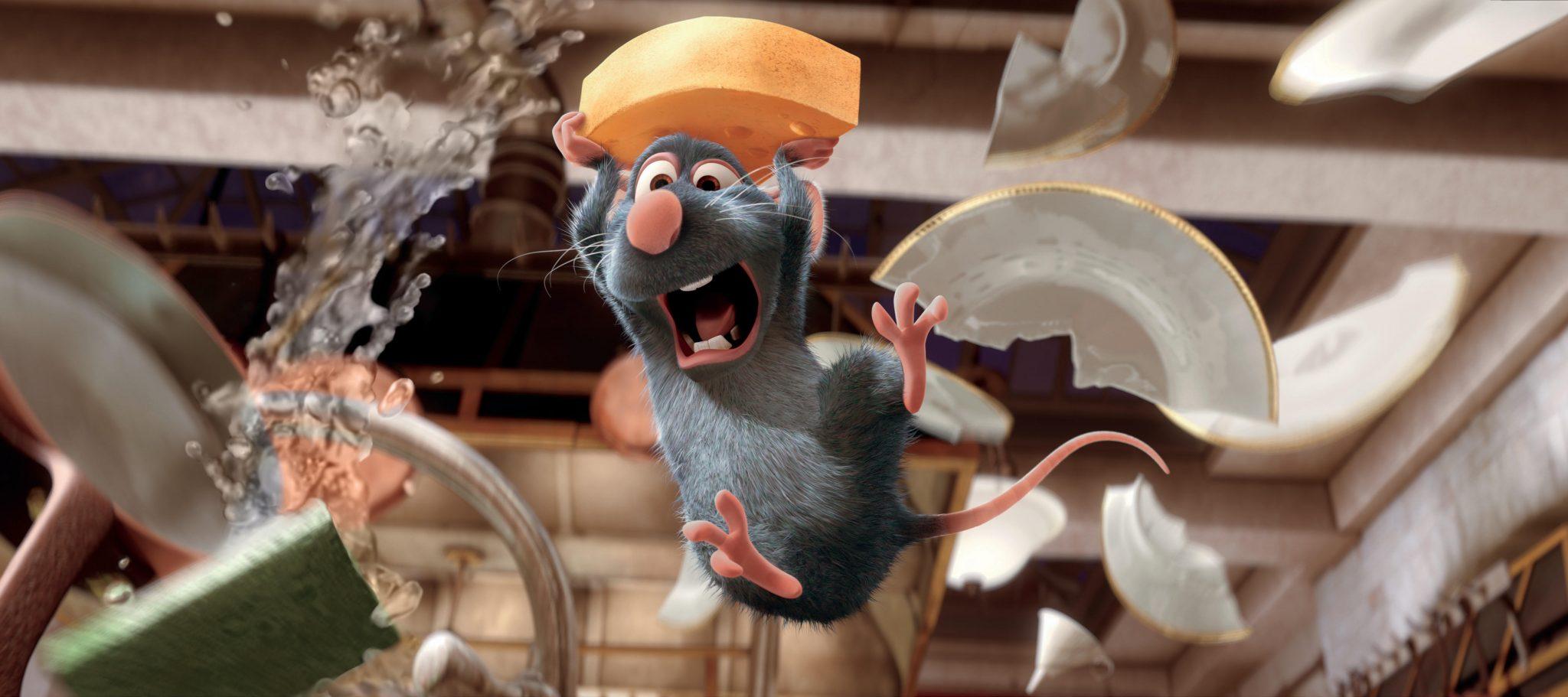 3SMReviews: Ratatouille