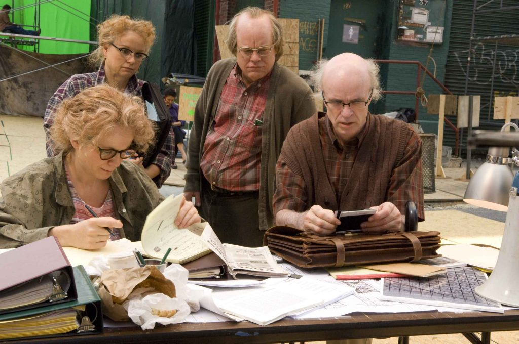 3SMReviews: Synecdoche, New York