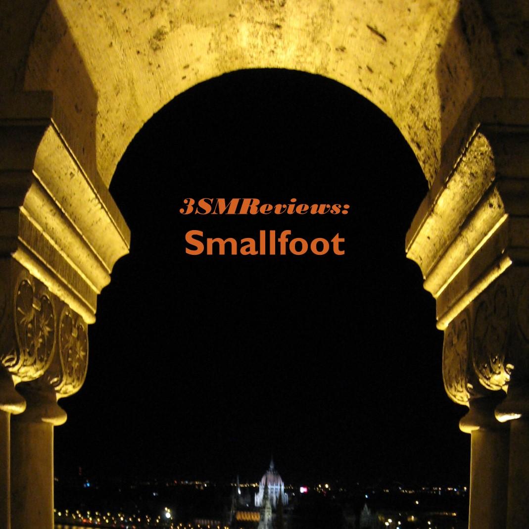 3SMReviews: Smallfoot