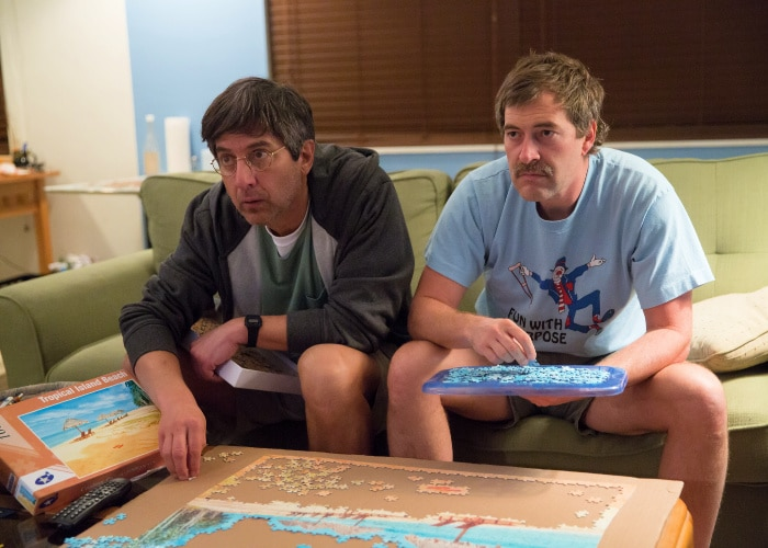 3SMReviews: Paddleton