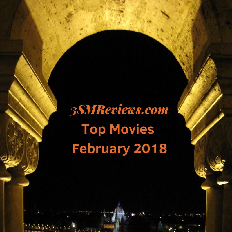 3SMReviews: Top Movies February 2019