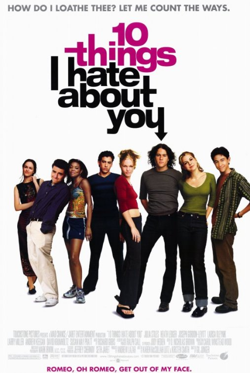 3SMReviews: 10 Things I Hate about You