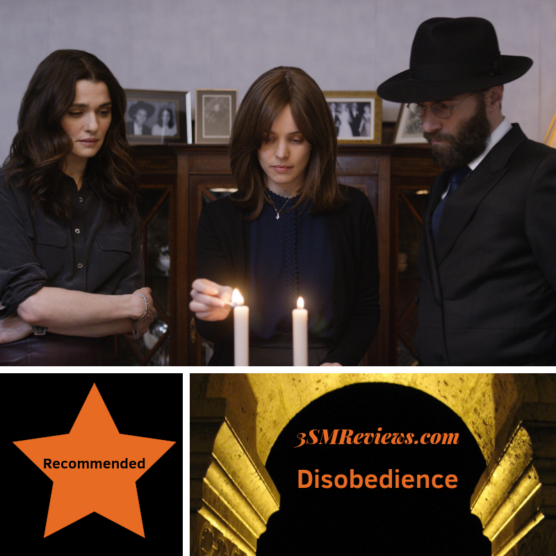 3SMReviews: Disobedience