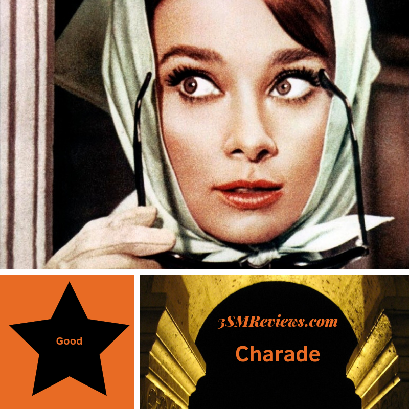 3SMReviews: Charade
