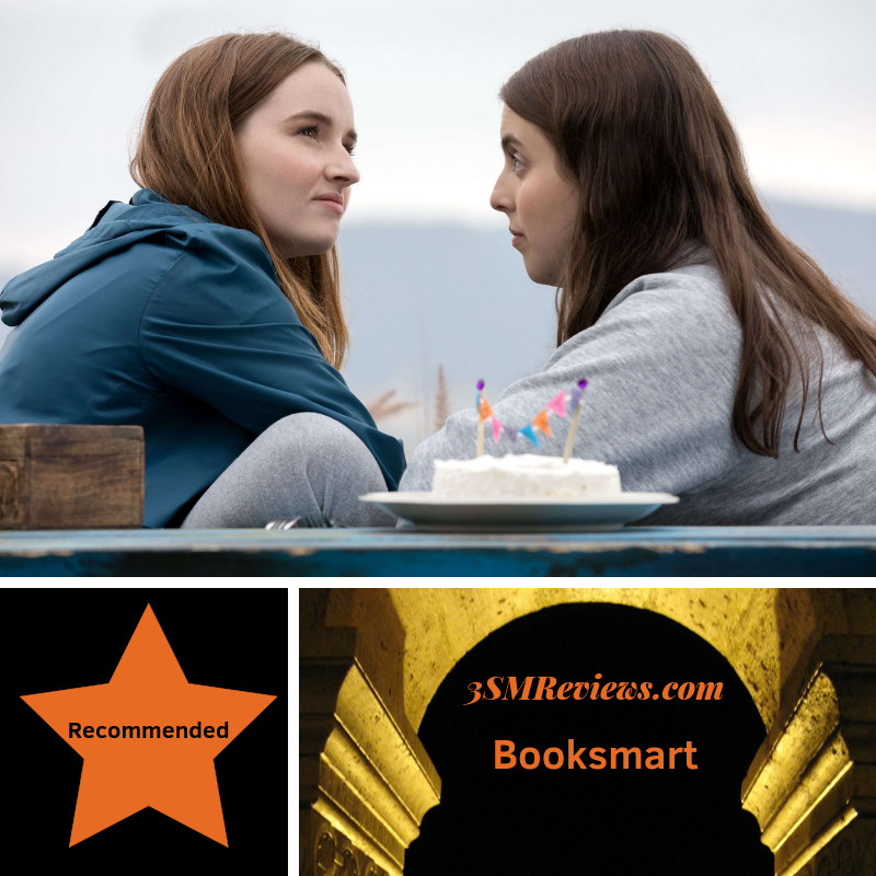 3SMReviews: Booksmart