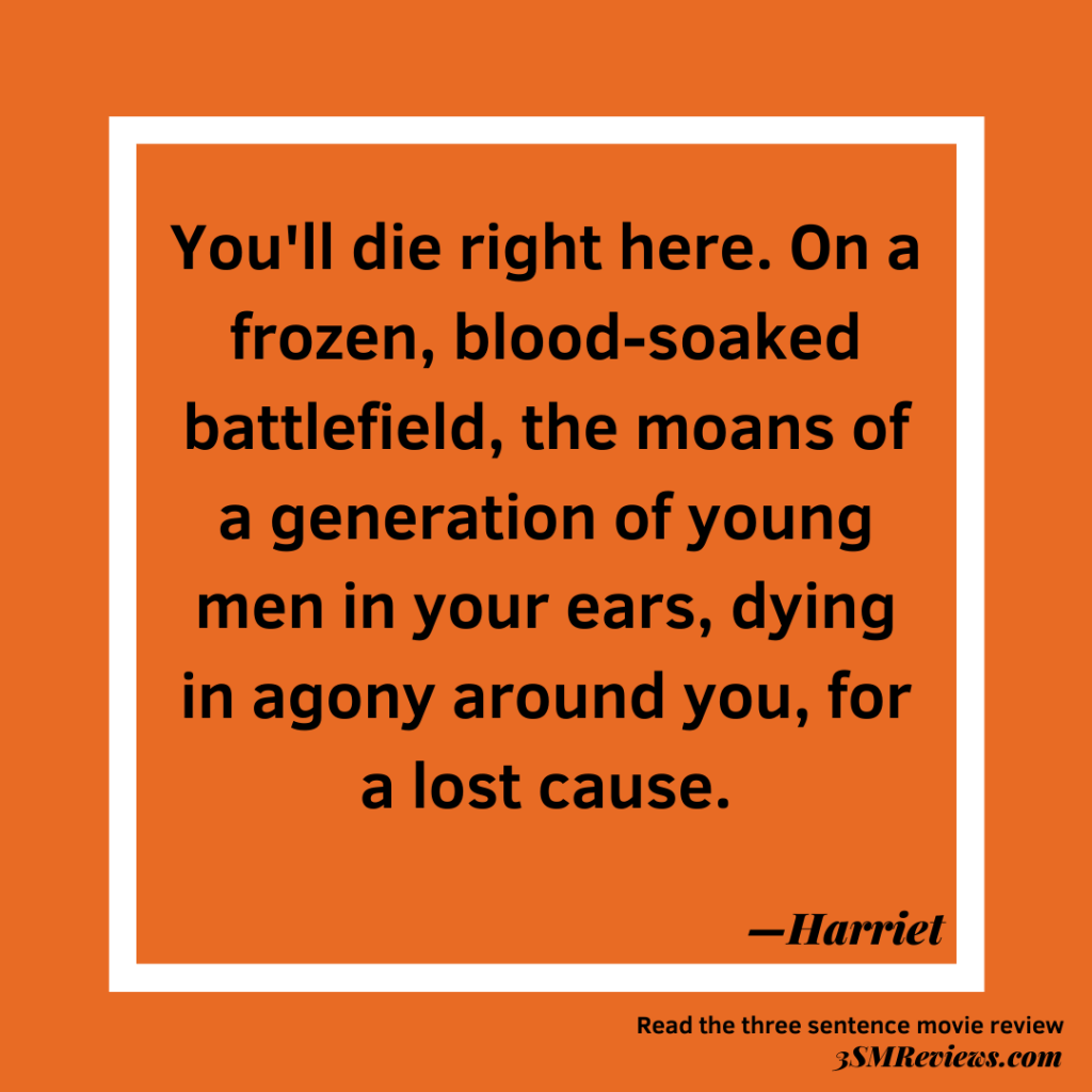 Harriet quote