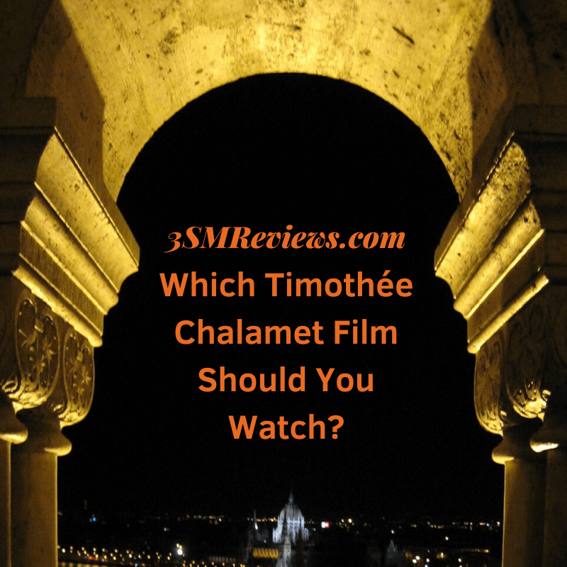 Which Timothée Chalamet Film Should You Watch?
