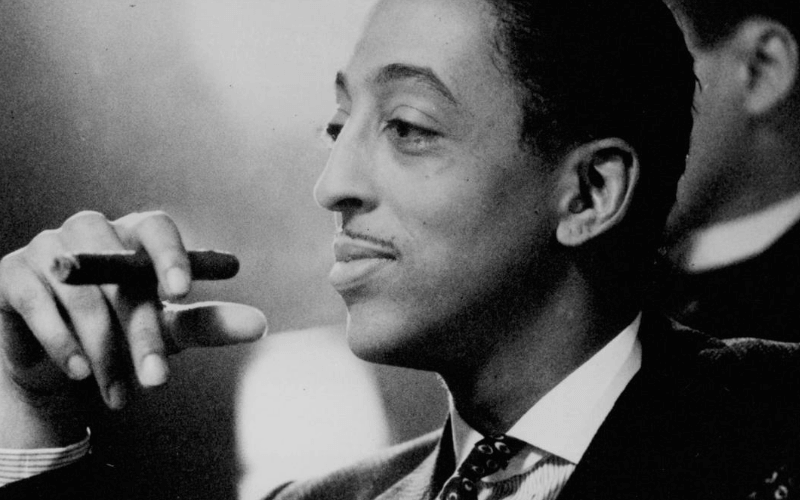 Photo of Gregory Hines in the Cotton Club Encore