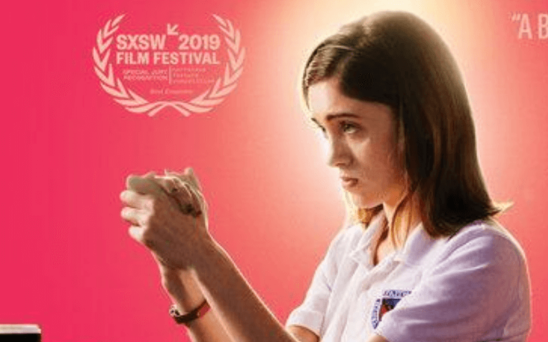 Picture of Natalia Dyer in the film Yes, God, Yes