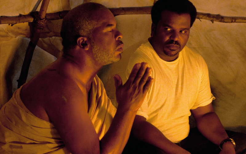 Picture of David Alan Grier and Craig Robinson in the film Peeples
