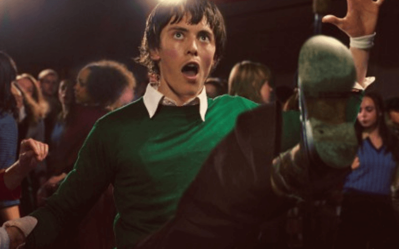 A picture of Elliot James Langridge in the film Northern Soul