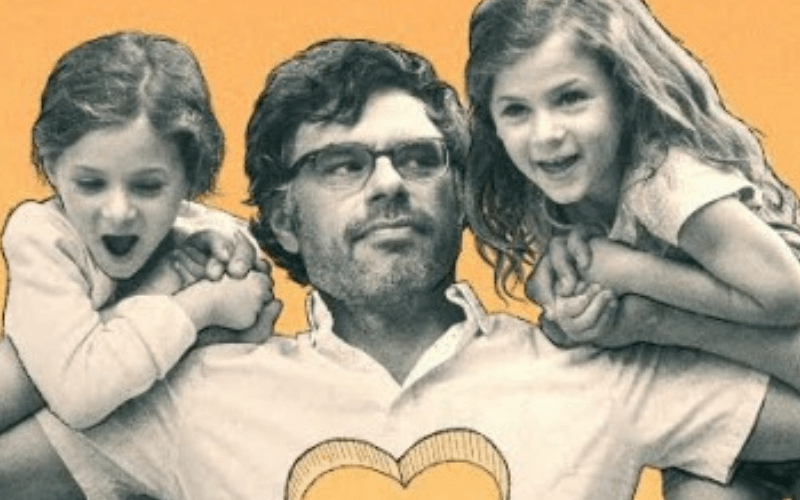 Aundrea Gadsby, Jemaine Clement and Gia Gadsby in People Places Things