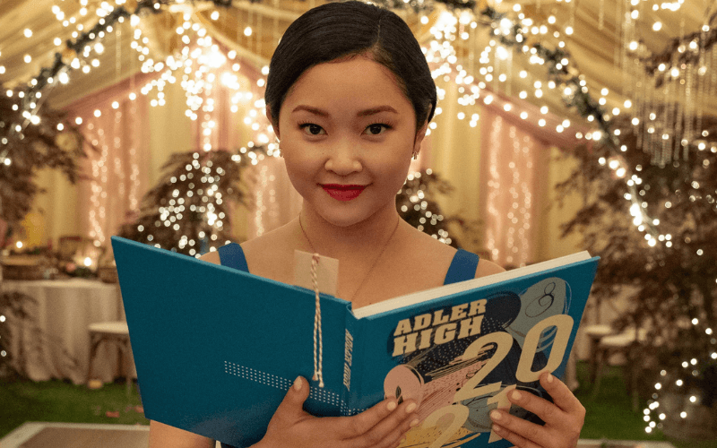 Lana Condor in To All the Boys: Always and Forever